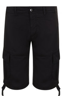 Хлопковые шорты с накладными карманами C.P. Company