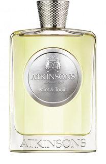 Парфюмерная вода Mint&Tonic Atkinsons