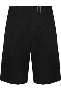 Хлопковые шорты с карманами Valentino