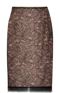 Кружевная юбка-карандаш No. 21