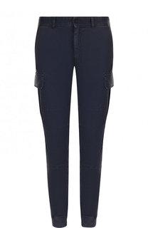 Хлопковые брюки-карго Belstaff