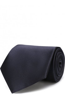Шелковый галстук Emporio Armani