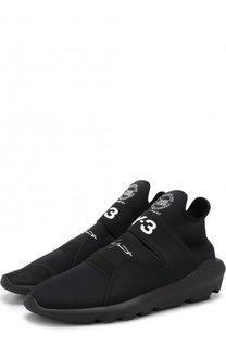 Текстильные кроссовки Suberou без шнуровки Y-3