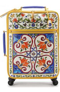 Чемодан Sicily Trolley Dolce & Gabbana