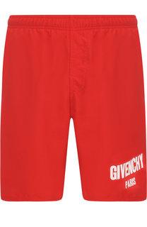 Плавки-шорты с карманами Givenchy