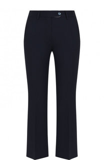 Укороченные шерстяные брюки Kiton