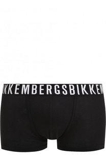 Хлопковые боксеры с широкой резинкой Dirk Bikkembergs
