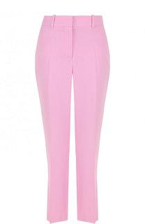Укороченные расклешенные брюки со стрелками Givenchy