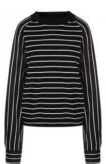 Пуловер свободного кроя из смеси шерсти и кашемира Haider Ackermann