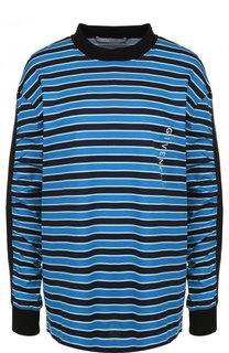 Хлопковый свитшот с круглым вырезом Givenchy
