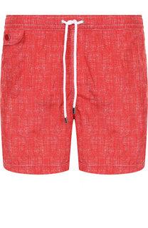 Плавки-шорты с карманами Kiton