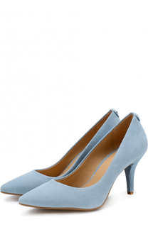 Замшевые туфли Flex на шпильке MICHAEL Michael Kors