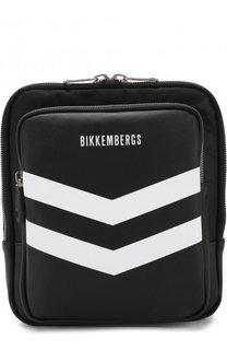 Текстильная сумка-планшет Dirk Bikkembergs