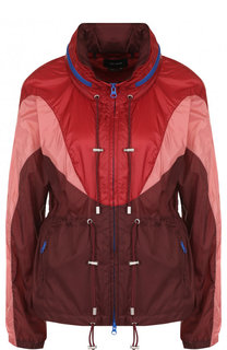 Приталенная куртка на молнии с воротником-стойкой Isabel Marant