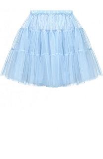 Пышная многослойная мини-юбка Dsquared2
