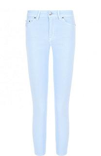 Однотонные укороченные джинсы-скинни Acne Studios