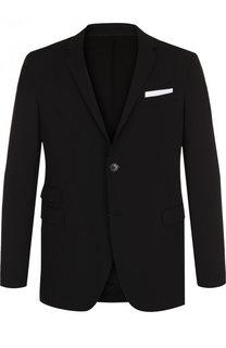Однобортный пиджак Neil Barrett