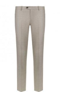 Шерстяные брюки свободного кроя Berwich