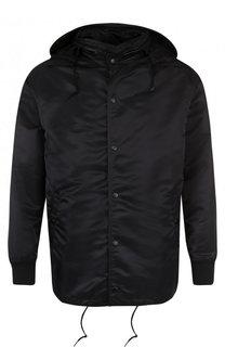 Куртка на кнопках с воротником-стойкой Y-3