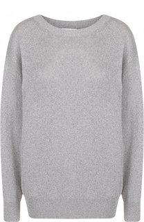 Пуловер свободного кроя из вискозы Dries Van Noten