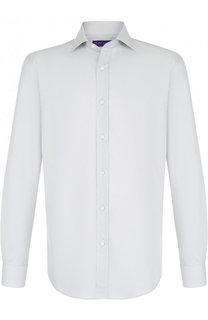 Сорочка из смеси хлопка и шелка Ralph Lauren