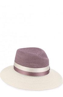 Шляпа Virginie с лентой Maison Michel