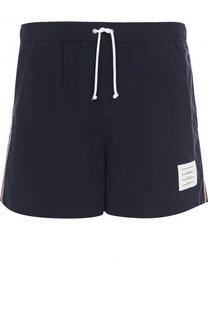 Плавки-шорты с отделкой Thom Browne