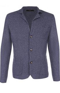 Однобортный хлопковый пиджак Windsor
