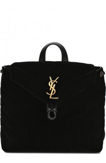 Рюкзак LouLou Monogram small Saint Laurent