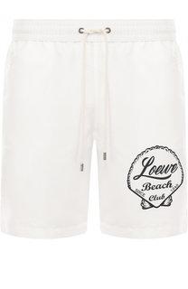 Плавки-шорты с карманами Loewe