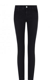 Однотонные джинсы-скинни Stella McCartney