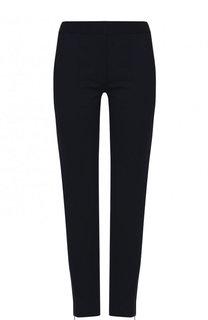 Однотонные брюки прямого кроя из шерсти Stella McCartney
