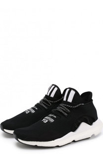 Текстильные кроссовки Saikou на шнуровке Y-3