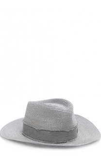 Шляпа Charles с лентой Maison Michel