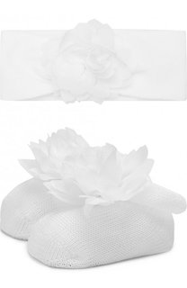 Комплект из пинеток и повязки на голову La Perla