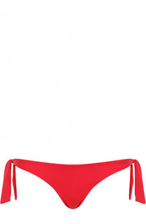 Однотонные плавки-бикини с бантами Ritratti Milano