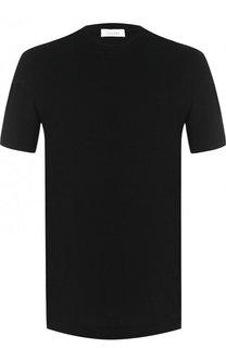 Хлопковая футболка с круглым вырезом Cruciani