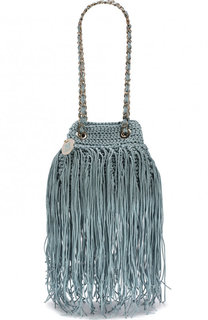 Вязаная сумка с декором M Missoni