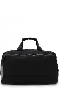 Текстильная дорожная сумка с плечевым ремнем Stone Island
