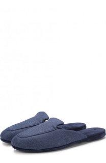 Домашние текстильные туфли Loro Piana