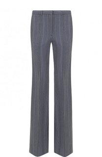 Расклешенные брюки из шерсти с карманами Theory