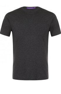 Хлопковая футболка с круглым вырезом Ralph Lauren