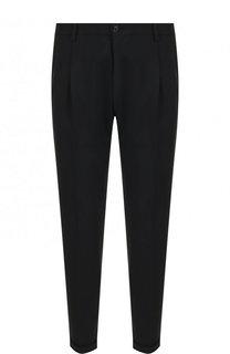 Укороченные брюки прямого кроя Dolce & Gabbana