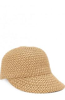 Плетеная кепка Eric Javits