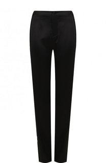 Широкие брюки с контрастными лампасами Lanvin