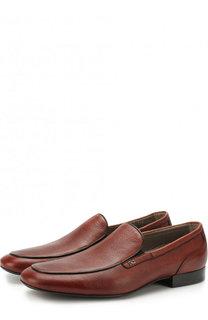 Классические кожаные лоферы Aldo Brue