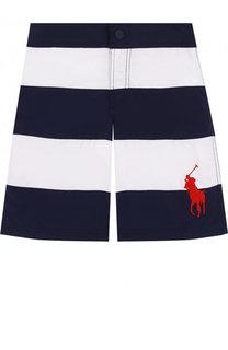 Плавки-шорты в полоску Polo Ralph Lauren