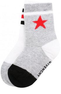 Комплект из двух пар носков Givenchy