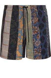 Плавки-шорты с принтом Dries Van Noten