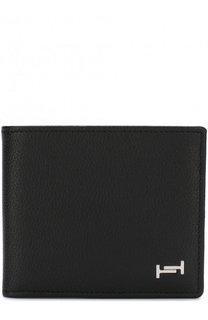 Кожаное портмоне с отделениями для кредитных карт Tod's Tods